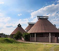 奥松島縄文村歴史資料館の写真