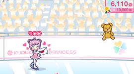 くるくる◇プリンセスわくわくドリーム☆ステージ プレゼントキャッチゲーム
