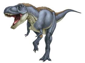 大型肉食恐竜・ティラノサウルスのなぞ