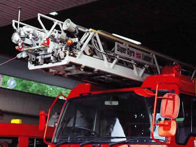 火事から人びとを守る消防の仕事