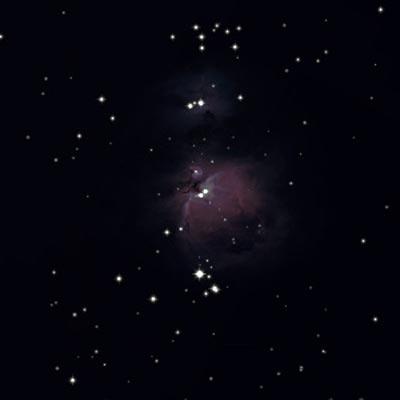 星雲星団を見るときは