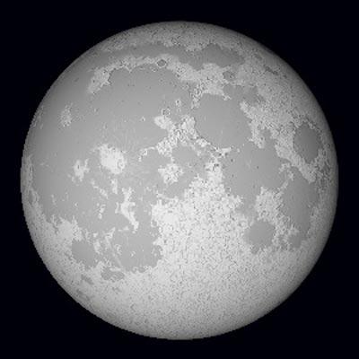 月のもようのなぞを解こう