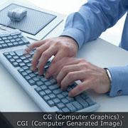 CG(Computer Graphics)・CGI(Computer Genarated Image)