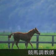 競馬調教師