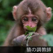 猿の調教師