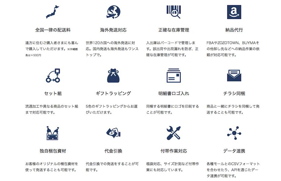 オープンロジ OPENLOGI 物流代行 物流業務アウトソーシングサービス Yahoo!ショッピング ヤフーショッピング Yahoo!JAPANコマースマーケット コマパト! マケプレ マーケットプレイス 全国一律 API連携 CSV