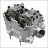 エンジン、冷却装置