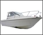 小型モーターボート