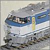 EF66電気機関車