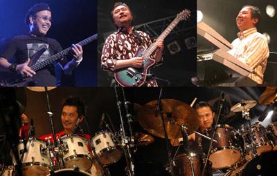 「カシオペア バンド」の画像検索結果