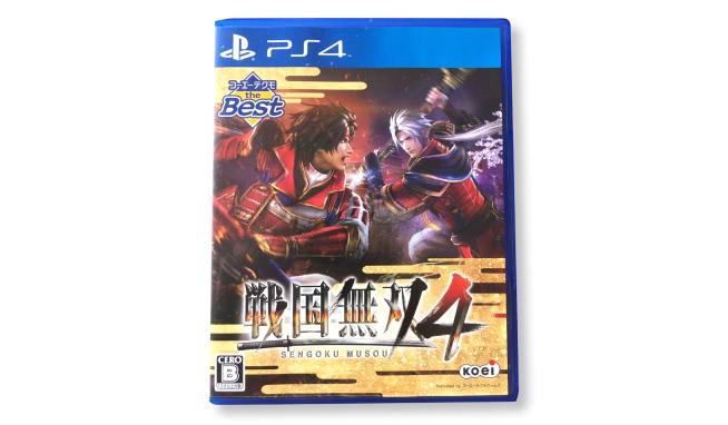 PS4ソフト 戦国無双4