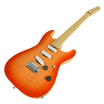 人気のエレキギター