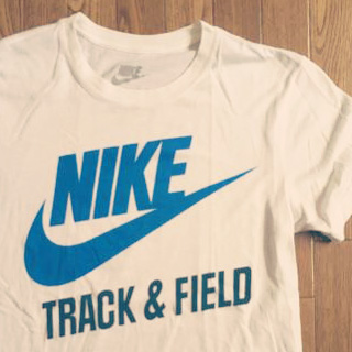 Nike Track And Field. Tシャツ