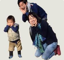 石田、東尾ファミリー