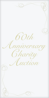 60th Anniversary Charity Auction