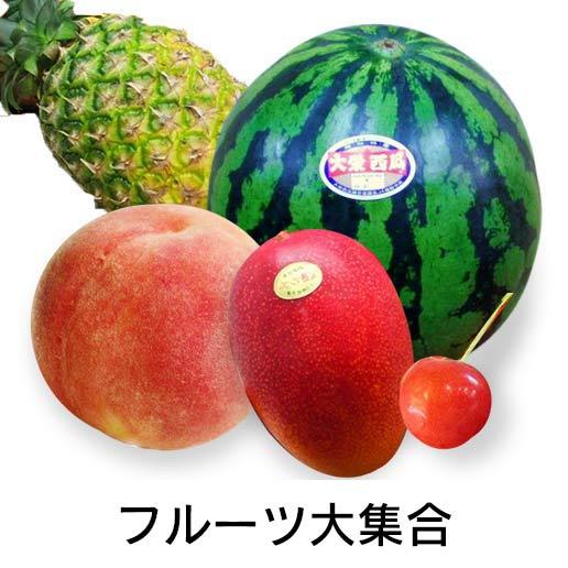 旬のフルーツ大集合