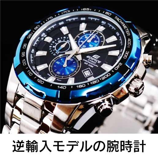 逆輸入モデルの腕時計