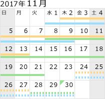 2017年11月