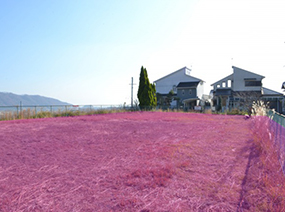 奈良県生駒郡平群町若葉台の土地