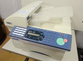 NEC ファクス NEFAX 590