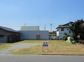 埼玉県深谷市の宅地(約168坪)