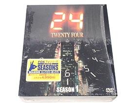 DVD BOX 24-TWENTY FOUR- SEASON1