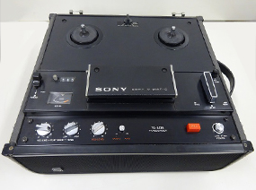 ソニー テープコーダー TC-357B