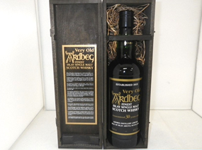 スコッチウイスキー アードベッグ30年