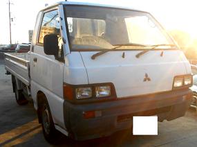 三菱 DELICA トラック