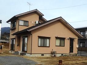長野県飯田市座光寺の土地付き建物