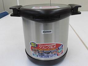 ZOJIRUSHI ステンレス真空保温調理鍋