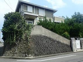 大阪府枚方市の土地付建物