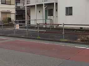 神奈川県相模原市南区東林間の土地