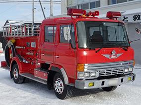 日野 消防ポンプ自動車