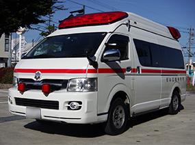 トヨタ 高規格救急自動車 4WD