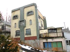 北海道小樽市の土地付き建物