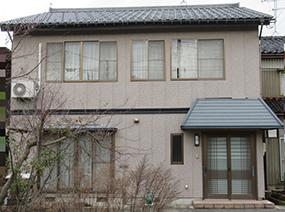 富山県高岡市の土地付建物