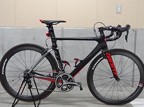 ロードバイク型自転車