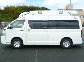 トヨタ 高規格救急車