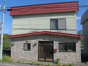 北海道小樽市奥沢4丁目の土地付き建物