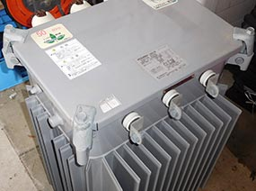 三菱電機 三相変圧器