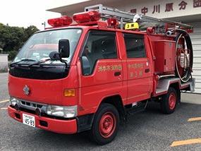 トヨタ 消防積載車