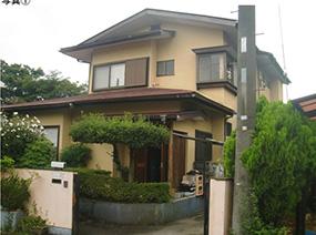 栃木県那須塩原市の土地付き建物