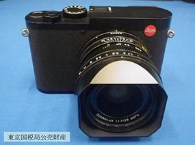デジタルカメラ(ライカ)