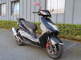ヤマハ シグナスX 124cc