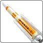 「H-IIロケット模型がつなぐ、不思議な関係」
