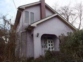 静岡県富士市大淵の土地付き建物