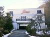 長野県松本市郊外のホテル