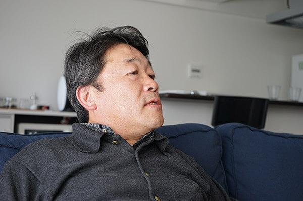 小泉喜嗣さん