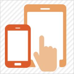 スマートフォン&タブレットのインターネット接続方法